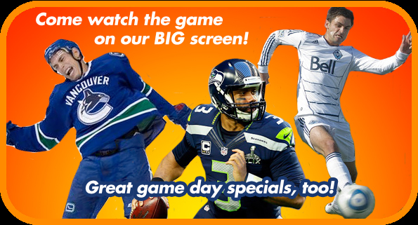 BIG Screen Sports!