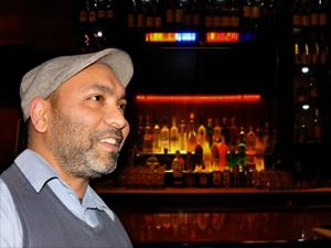 Paul Minhas, owner